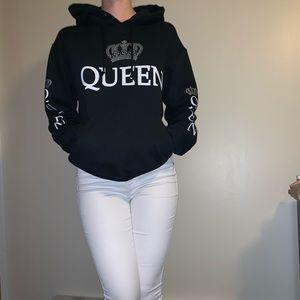 Queen hoodie👑